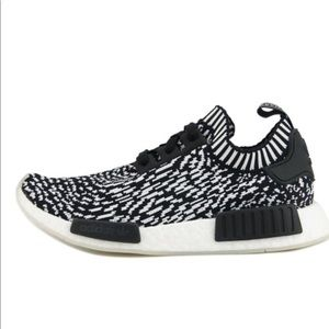 fb51fb084d955f adidas Shoes - Adidas NMD Size 10.5 Men s Black and white Zebra